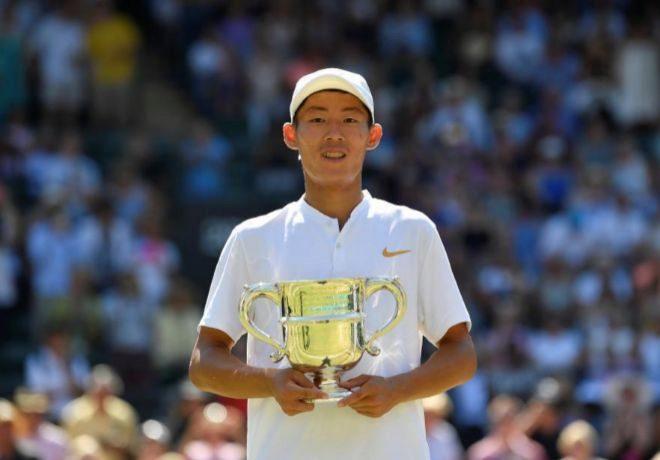 Chung-Hsin Tseng, la nueva joya del tenis