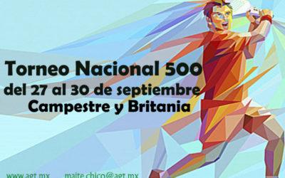 Torneo Nacional 500 Guanajuato