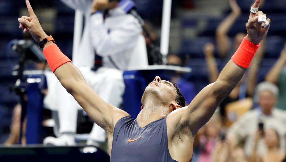 Rafa Nadal, semifinales contra Del Potro tras un épico partido ante Thiem