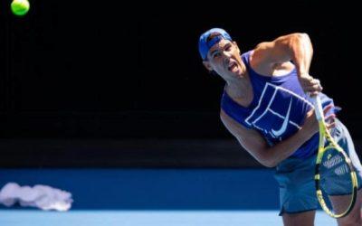 Rafa Nadal se reinventa otra vez con un nuevo saque para el Open de Australia