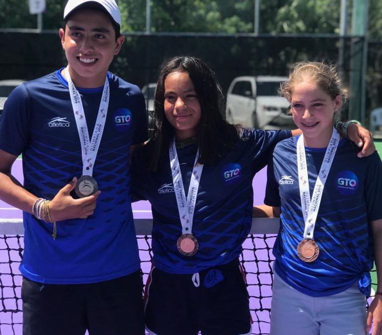 """Diego hace Historia en la """"International Tenis Federación"""""""