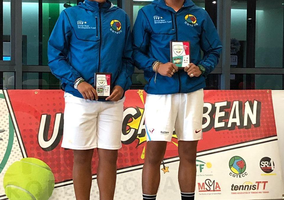 El tenista Diego Schtulmann Gasca sigue cosechando triunfos